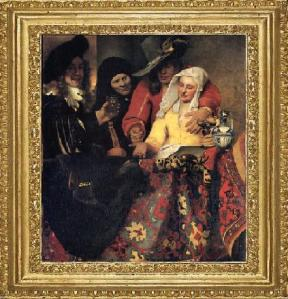 """""""La alcahueta"""", (1656)."""