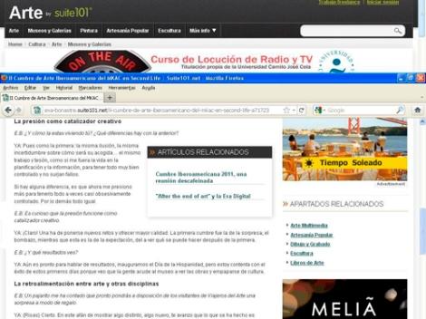 MKAC: PRENSA Y MEDIOS DE COMUNICACIÓN